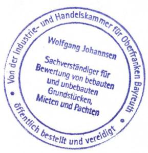 Gutachter Johannsen